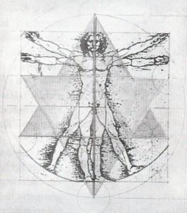 Da Vinci SterTetraeder