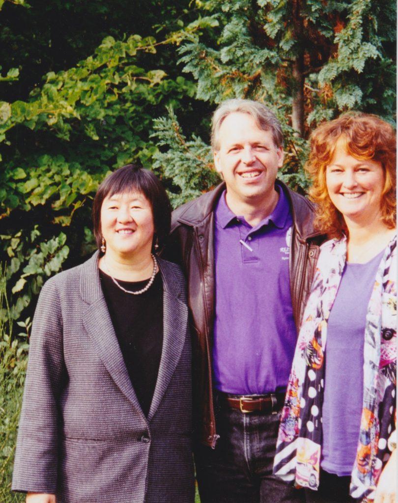 Phyllis, Paul en Rosalinde 1994
